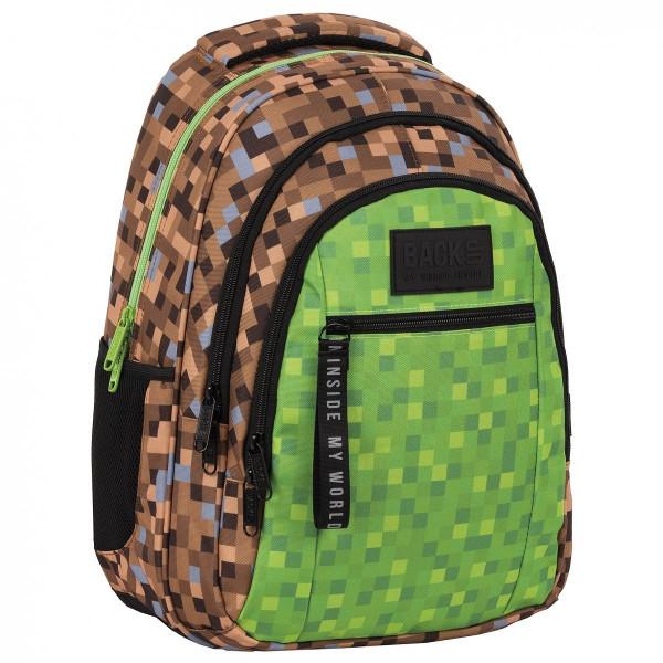 Minecraft | Batoh - školní batoh/aktovka Minecraft pixely