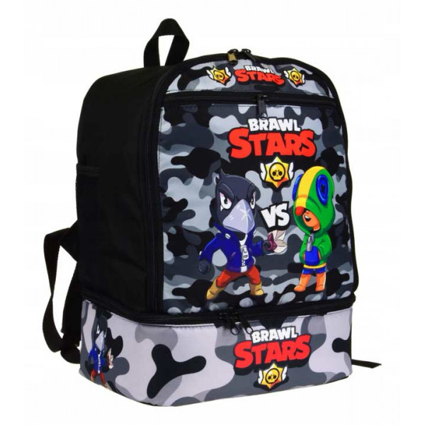 Brawl Stars  | Batoh - školní aktovka  Brawl Stars   35l