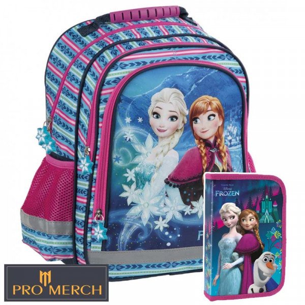 Frozen | Set školní batoh, penál Frozen Elsa&Anna