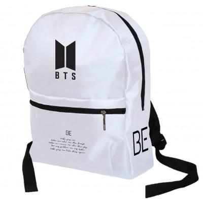 BTS | Batoh  BTS,  bílý,  BE,  Full Print