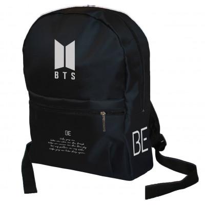 BTS | Batoh  BTS,  černý,  BE,  Full Print