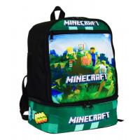 Minecraft   Batoh - školní aktovka  Minecraft 35l