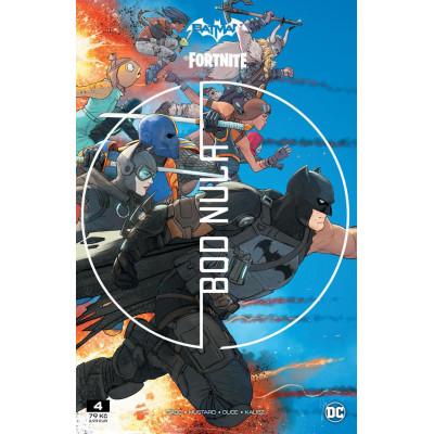 Komix Batman/Fortnite: Bod nula 4