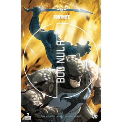 Komix Batman/Fortnite: Bod nula 3