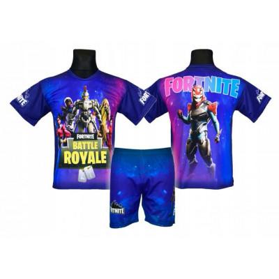 Tričko a kraťasy Fortnite Battle Royale II