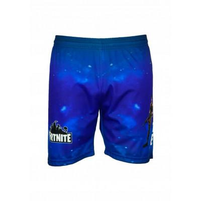 Kraťasy Fortnite modré