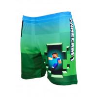 Kraťasy Minecraft