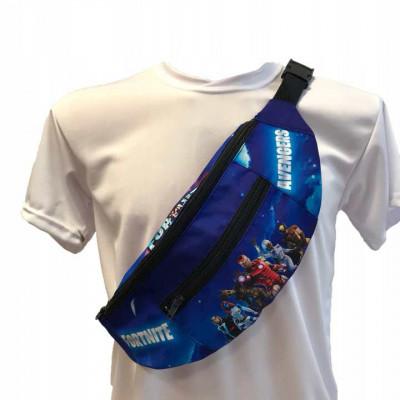 Fortnite   Ledvinka MAXI, taška  přes rameno Fortnite