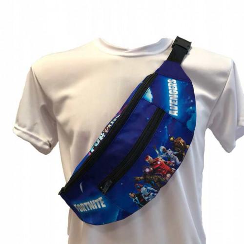 Fortnite | Ledvinka MAXI, taška  přes rameno Fortnite