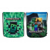 Minecraft   Vak - pytel přes rameno Minecraft Creepers -2.jakost SLEVA