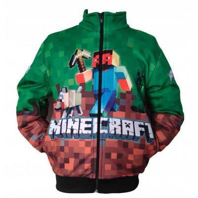 Mikina Minecraft  Steve