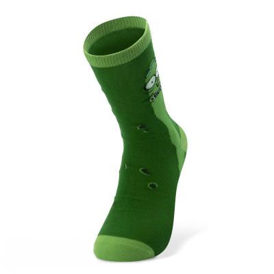 Ponožky RICK & MORTY zelené