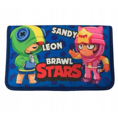 Brawl Stars | Školní penál Brawl Stars  Leon & Sandy