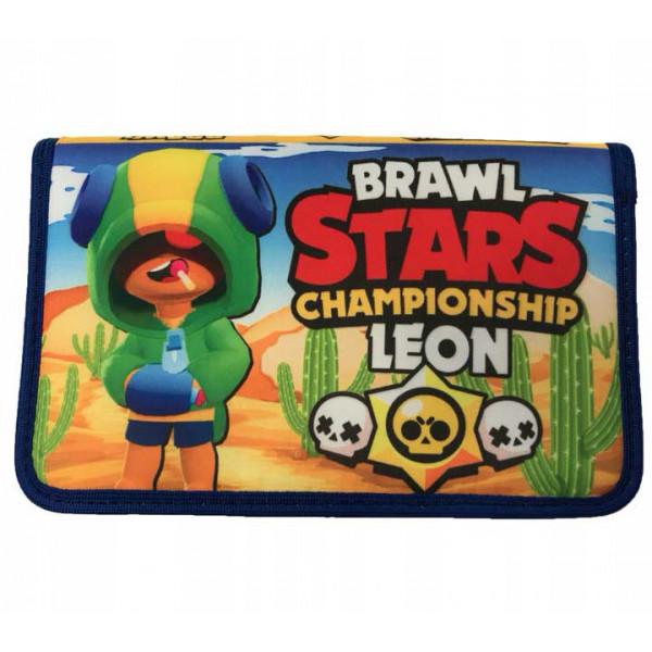 Brawl Stars   Školní penál Brawl Stars  Championship  Leon & Legendy