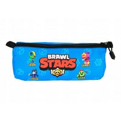 Brawl Stars | Školní penál Brawl Stars tuba modrý