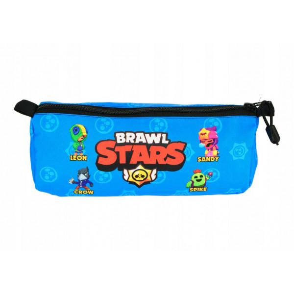 Brawl Stars   Školní penál Brawl Stars tuba modrý