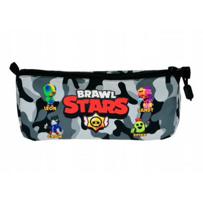 Brawl Stars | školní penál Brawl Stars tuba maskáč