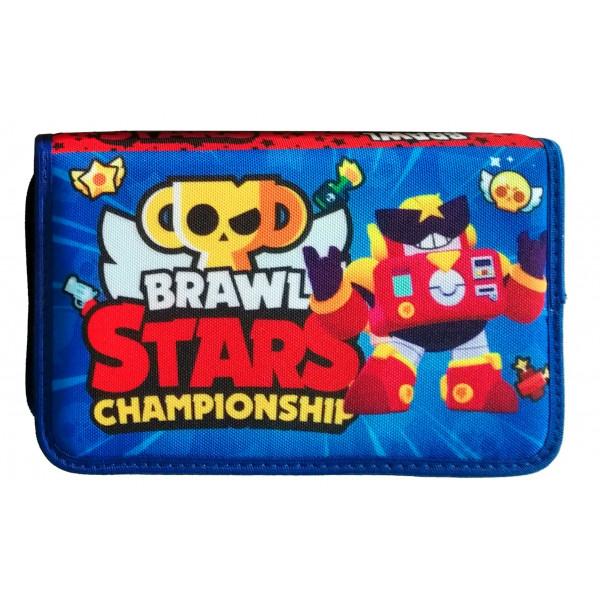 Brawl Stars   Školní penál Brawl Stars  Championship  Jacky & Surge LIMITED