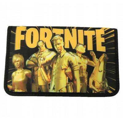 Fortnite    Školní penál Fortnite Gold