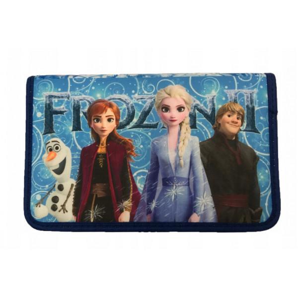 Frozen | Školní penál Frozen II modrý