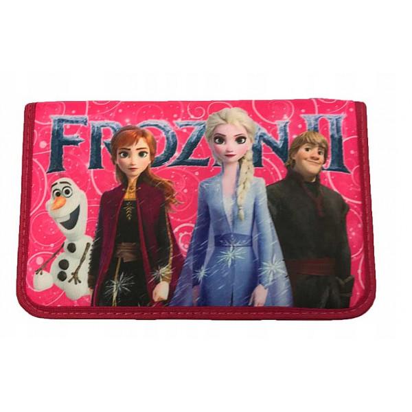 Frozen | Školní penál Frozen II červený