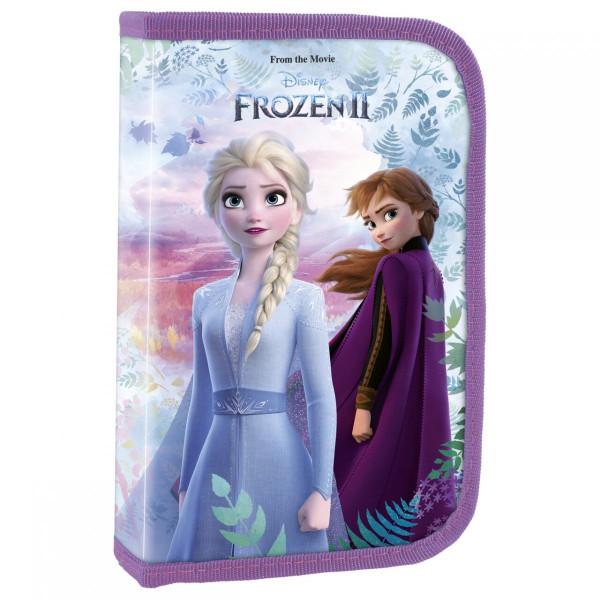 Frozen | Školní penál Frozen II fialový