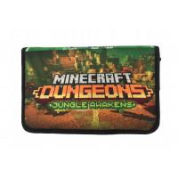 Školní penál Minecraft Dungeons Jungle Awakens