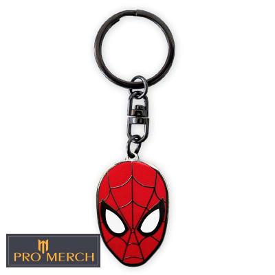 "SPIDER-MAN   Přívěsek ""Spider - man"", kovový"