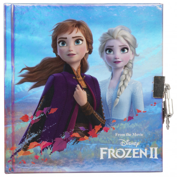 FROZEN| Tajný deník na zámek  Frozen 2