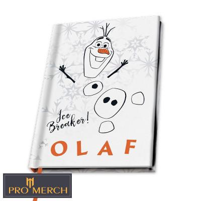 DISNEY  | Deník  Frozen 2 Olaf   formát A5