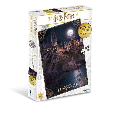 HARRY POTTER - Puzzle 1000 dílků