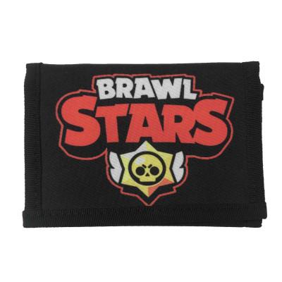 Dětská peněženka BRAWL STARS  černá