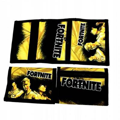 Dětská peněženka FORTNITE GOLD