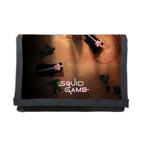 Squid Game | Peněženka  Squid Game /Hra na oliheň
