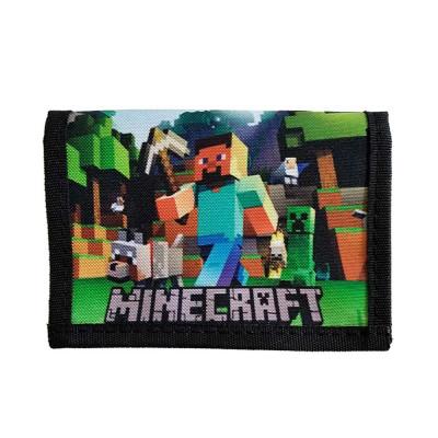 Dětská peněženka MINECRAFT