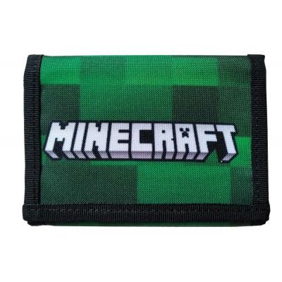 Dětská peněženka MINECRAFT Creeper