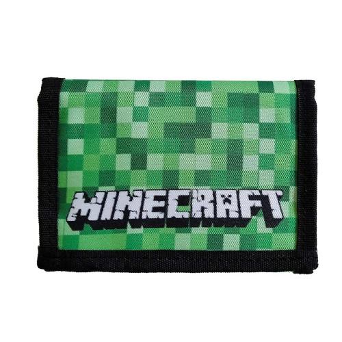Dětská peněženka MINECRAFT pixely