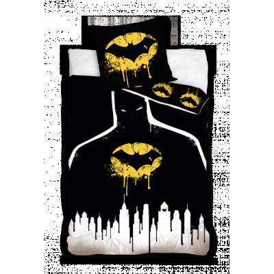 Batman | Povlečení  Batman, bavlněné  140x200, 70x90
