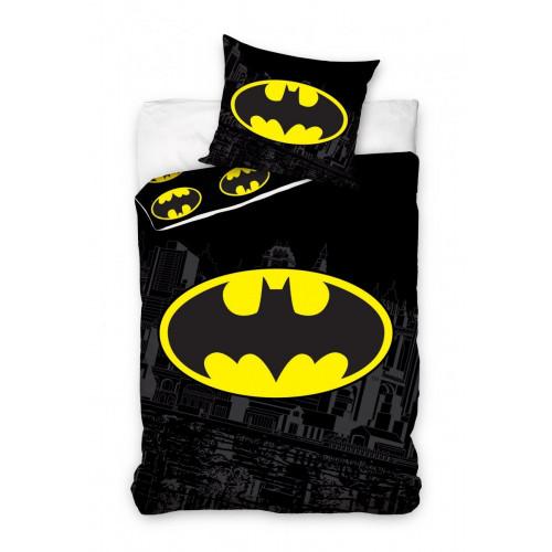 Batman | Povlečení  Batman, bavlněné  svítící, 140x200, 70x90