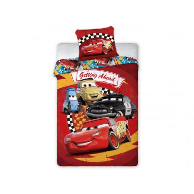 Cars | Povlečení  Auta, bavlněné,Blesk, 140x200, 70x90