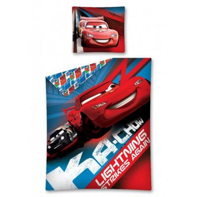Cars | Povlečení  Auta 3, bavlněné, 140x200, 70x90