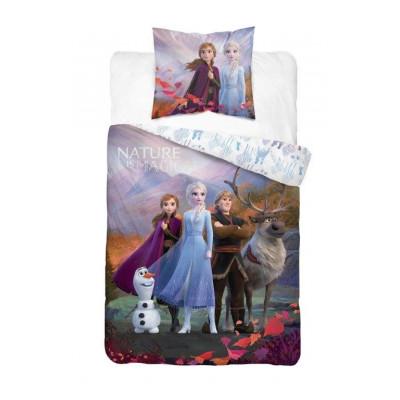 Frozen | Povlečení Frozen 2 - Ledové království, bavlněné   140x200, 70x90